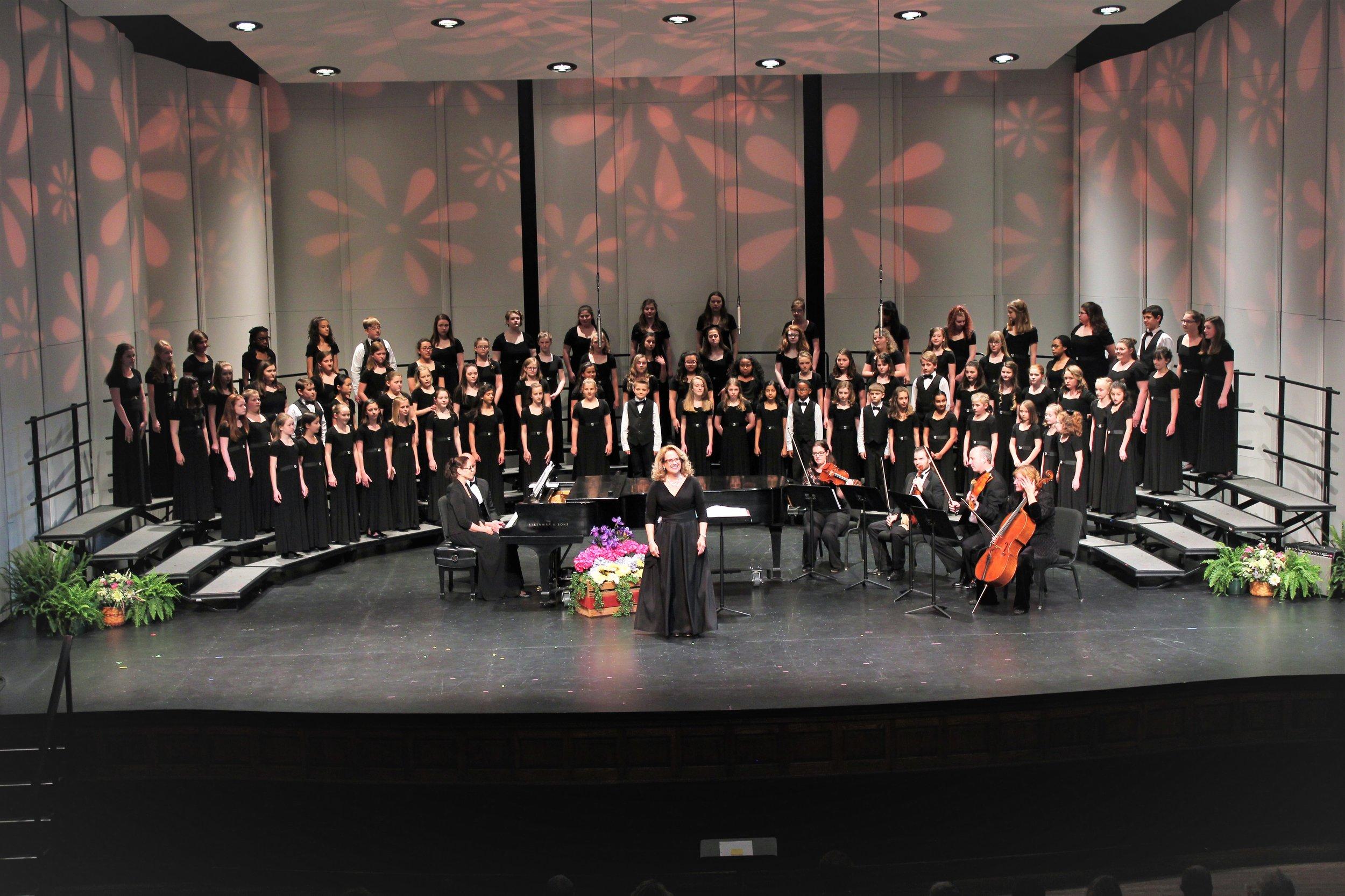 B+ Choir