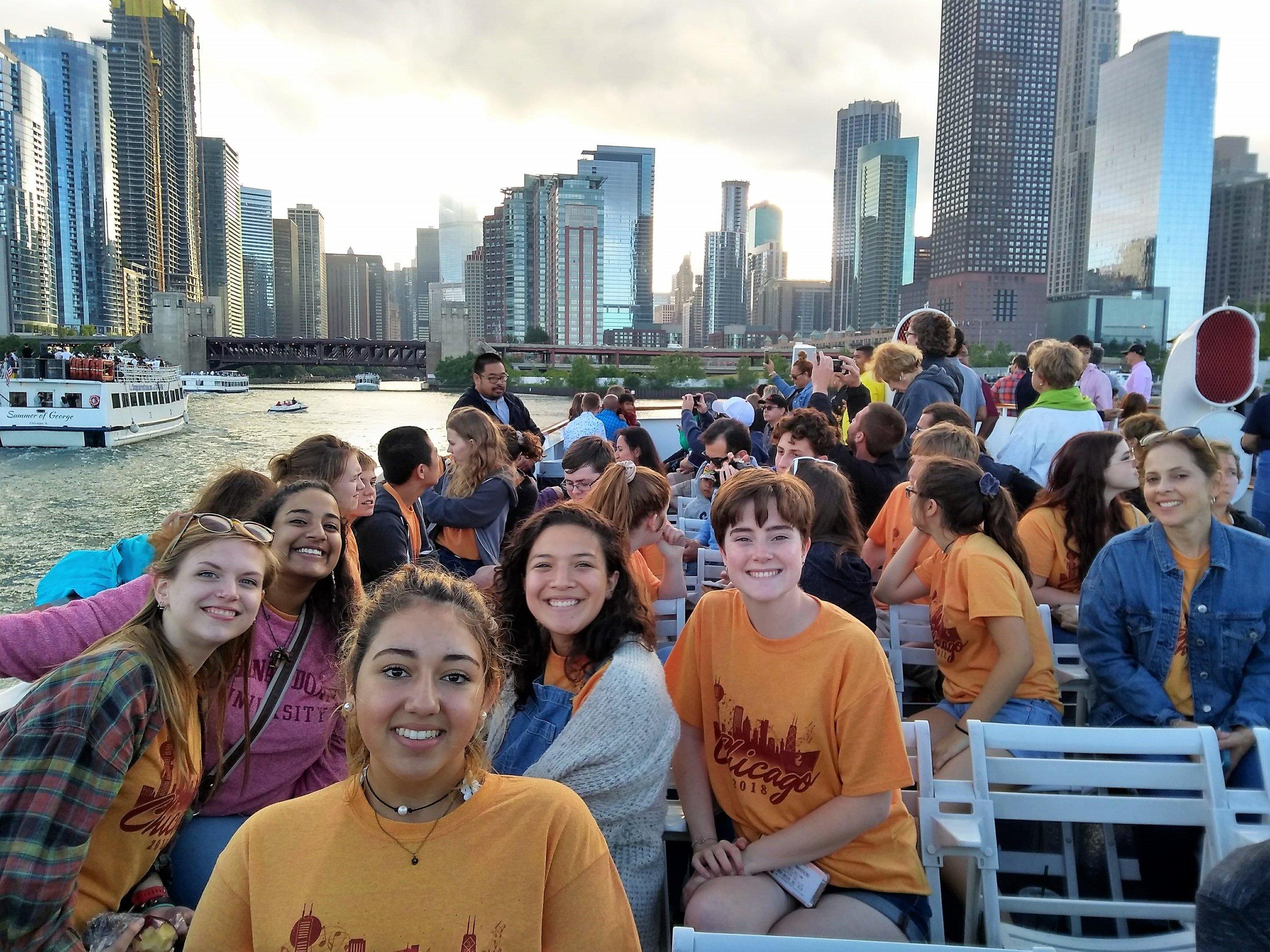 Boat Cruise!