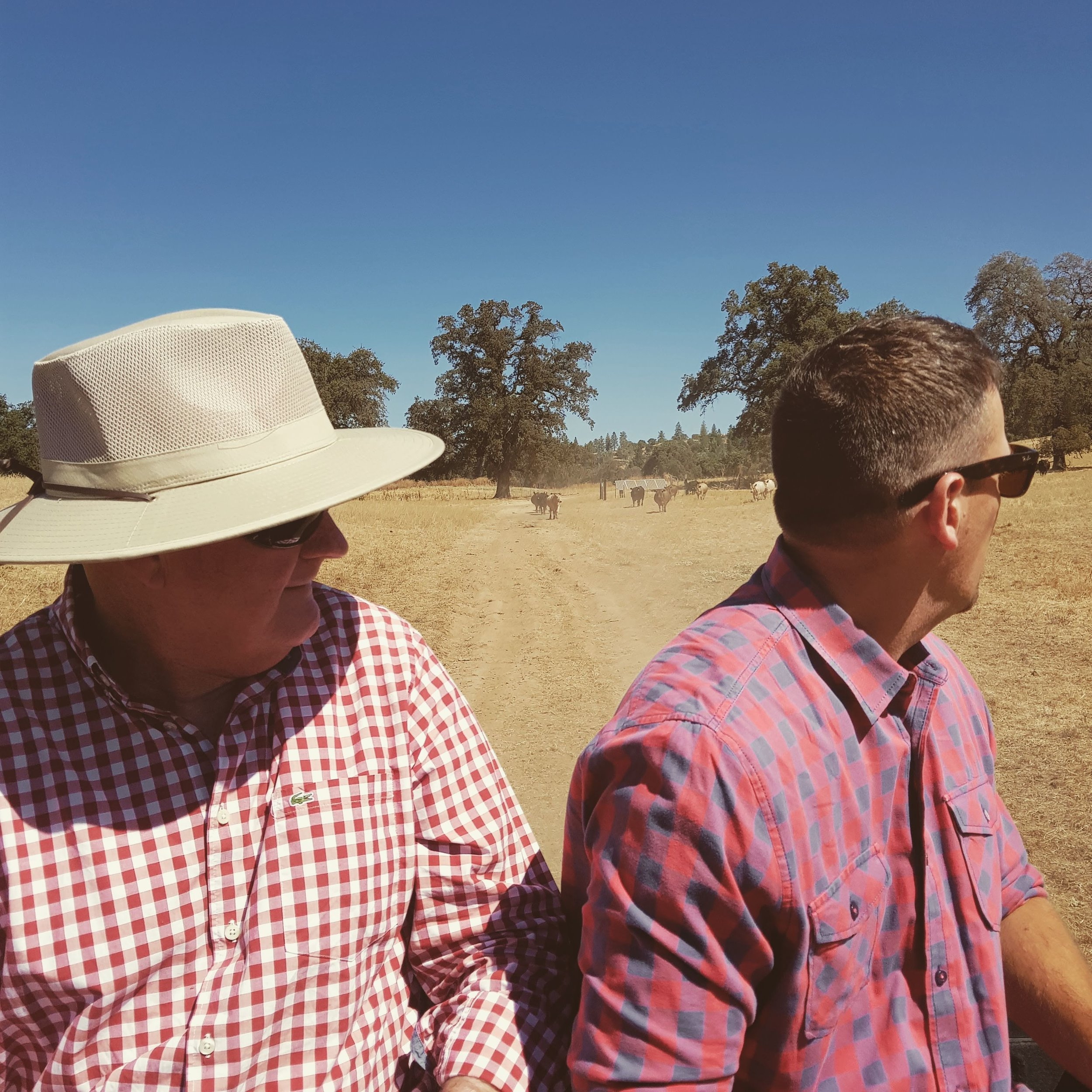 Touring Carrie Richard's ranch