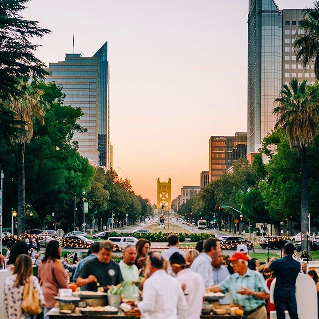Hello Sacramento! This week our resident butcher / tour guide @paul_carras2 is taking over to show us the best that Sacramento has to offer ahead of next week's #2020CaptainsRun - prepare to be impressed! 📷 @visitsacramento #wbc2020 #sacramento