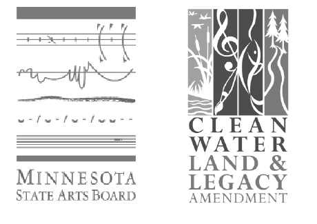 - R. J. Kern is a fiscal year 2016 & 2018 recipient of the Artist Initiative Grant from the Minnesota State Arts Board. This activity is made possible by the voters of Minnesota through a grant from the Minnesota State Arts Board, thanks to a legislative appropriation from the Arts and Cultural Heritage Fund.