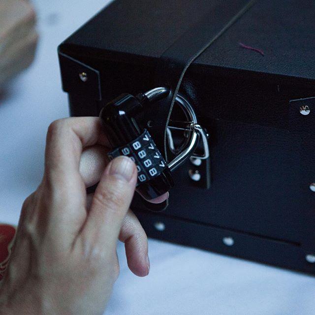 Gotta find the secret code to unlock the treasure box. #escaperoom #puzzle
