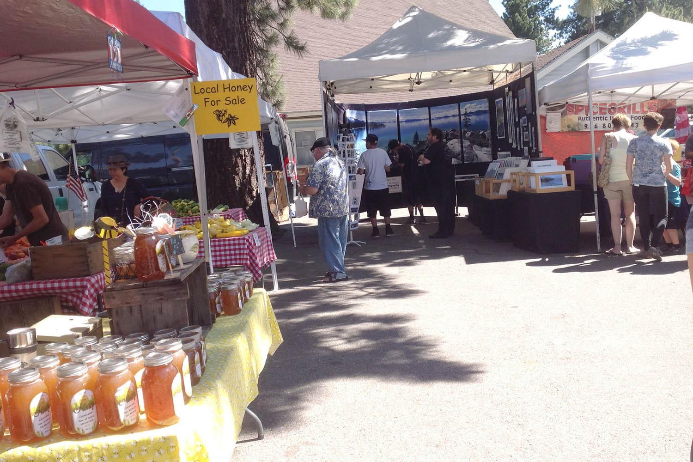 South Lake Tahoe Farmers Market