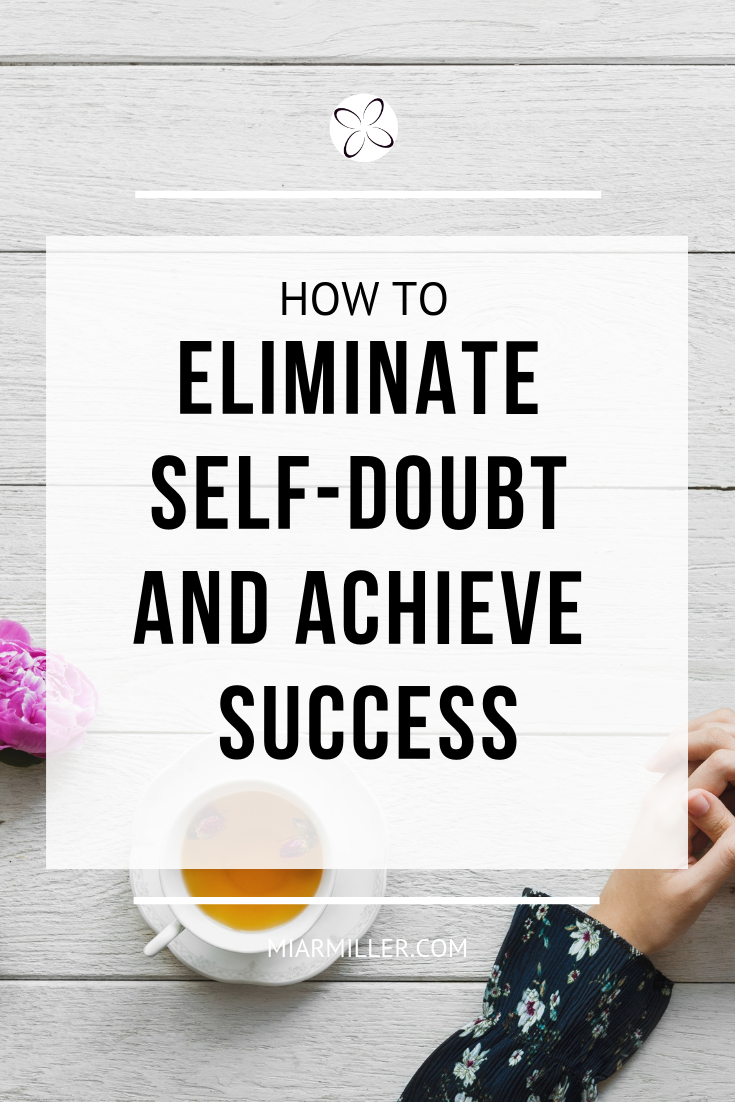 Stepping out of your comfort zone to take the path less traveled can stir up many negative emotions - one of which is self-doubt. Click to learn how to transform your self-doubt into self-belief using a foolproof 3-step strategy.  Work with me!  www.beflourished.com/work-with-me   lifebalance #success #selfdoubt #confidence #believeinyourself #comfortzone #strategy #transformation #howto