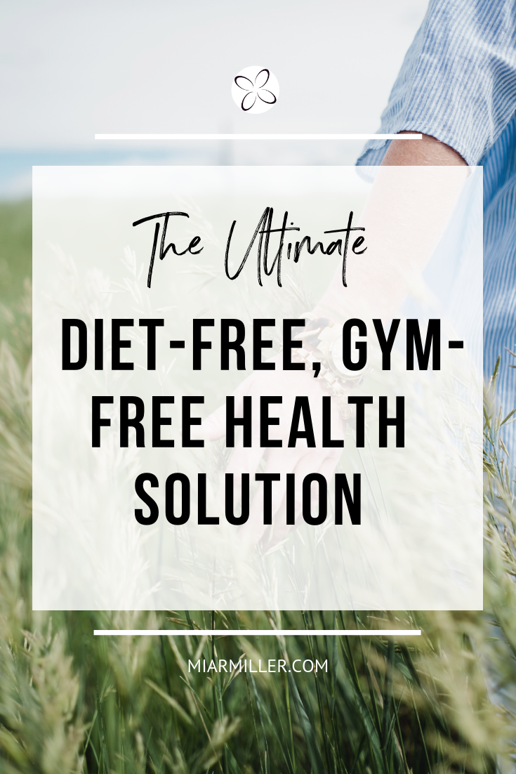 VIDEO INSIDE  You owe it to yourself to feel better physically and mentally without starving yourself or working out like it's your job. Click for the winning 3-step solution. | Fitness and Wellness Strategist