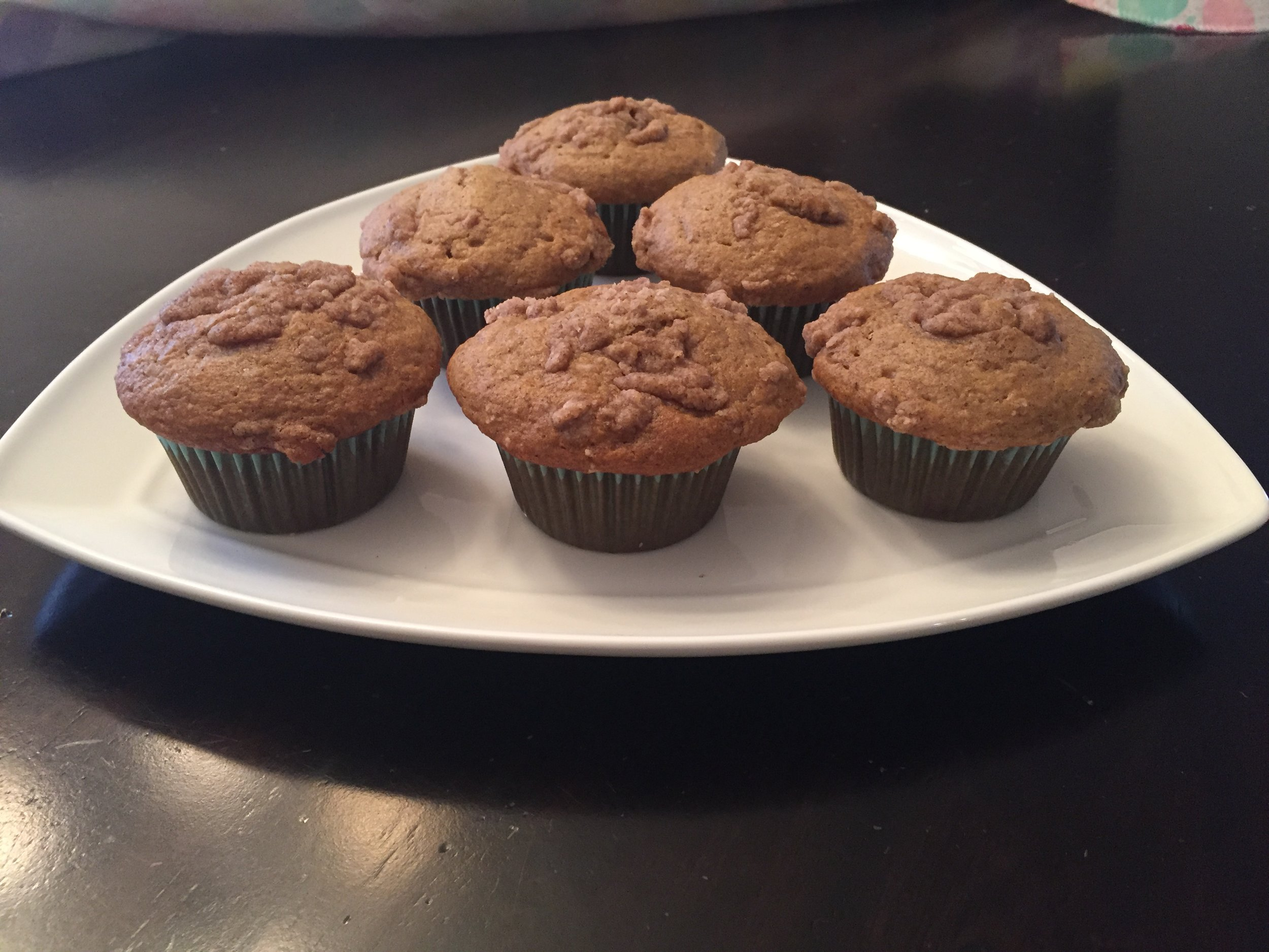 'I tried your maple muffin yesterday.OMG!So good!It was yummy, and again, wasn't heavy! Love!' - Kristin D.