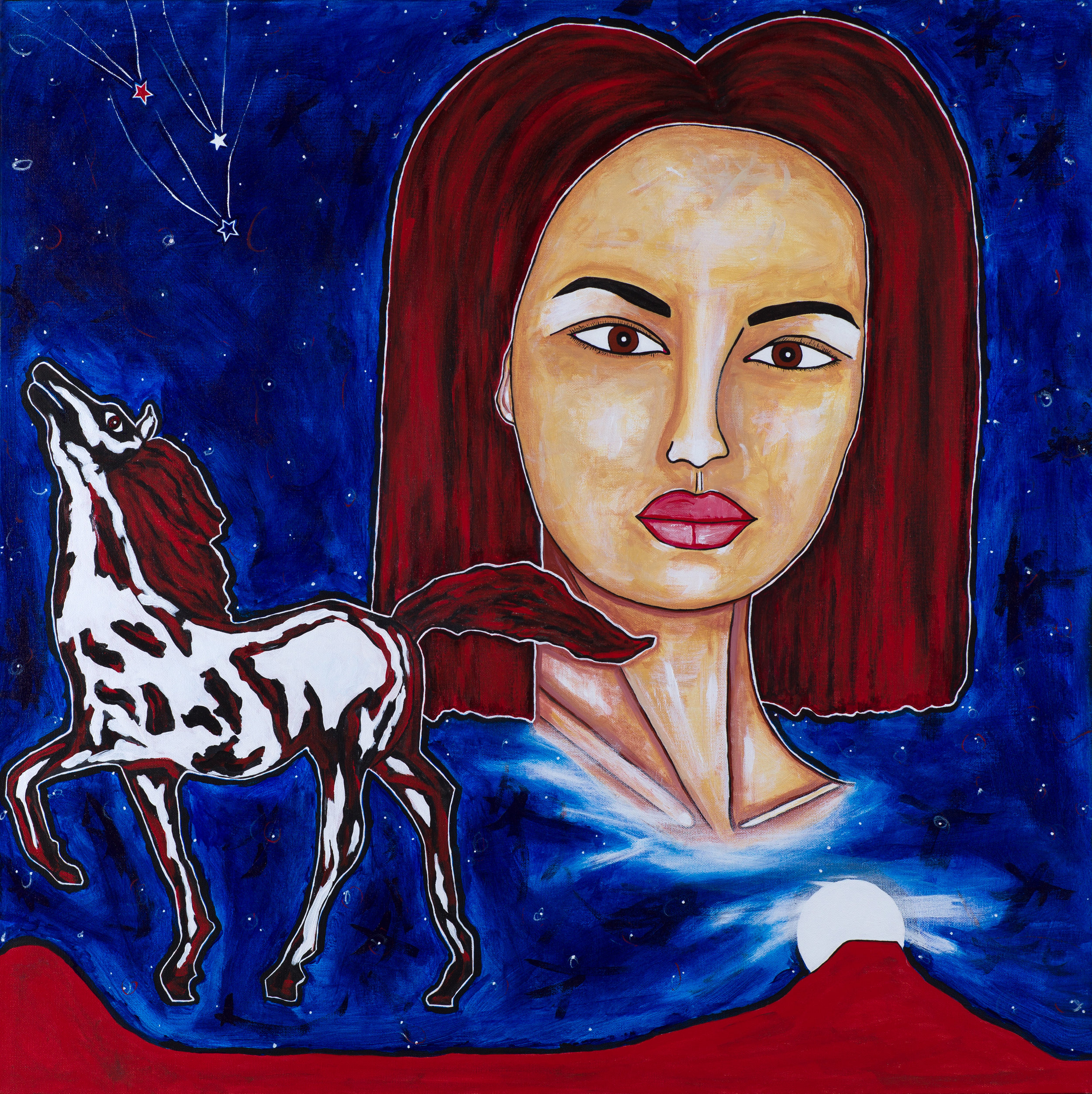 Woman Am with Mustang.jpg