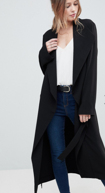 ASOS LONG DUSTER