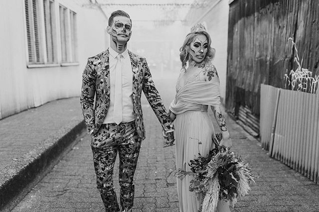 Together is a wonderful place to be. —  Fun shoot from last year 🖤 Still loving these so much!  Photographed by @summerraynephoto Hair @nessatastic Makeup @cinthiatorres.mua Florals @stemistryfloraldesign_co Styling @aurelcee Dress @shophannahtikkanen Suiting @topman Models @Aurelcee & @johnnyhalcyon . . . . . . . . . . . . . #instagood #instacool #socialsteeze #littlelifestories #feelbeautiful #mylook #littlelifestyle #styleblogger #vancouver #collaboration #vancity #photobugcommunity #itsinthedetails #instalike #vancouverphotographers #summervibes #whatdoiweartoday #photoshoot #papermagazine #postitfortheaesthetic #blogger #granvilleisland #nakidmagazine #summer #summerraynephoto #fashiondaily #alleyway #sunday #dreamteam #followme