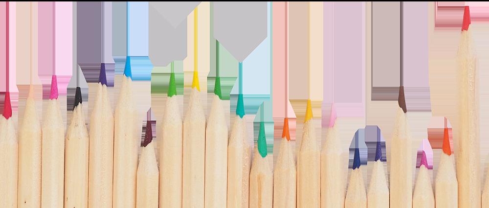 Färgglada pennor, frilans copywriter Stockholm, SEO-expert