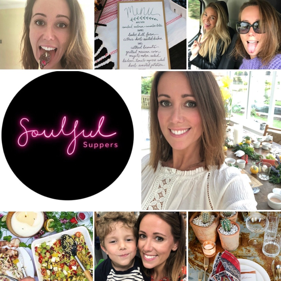 Soulful Suppers Montage