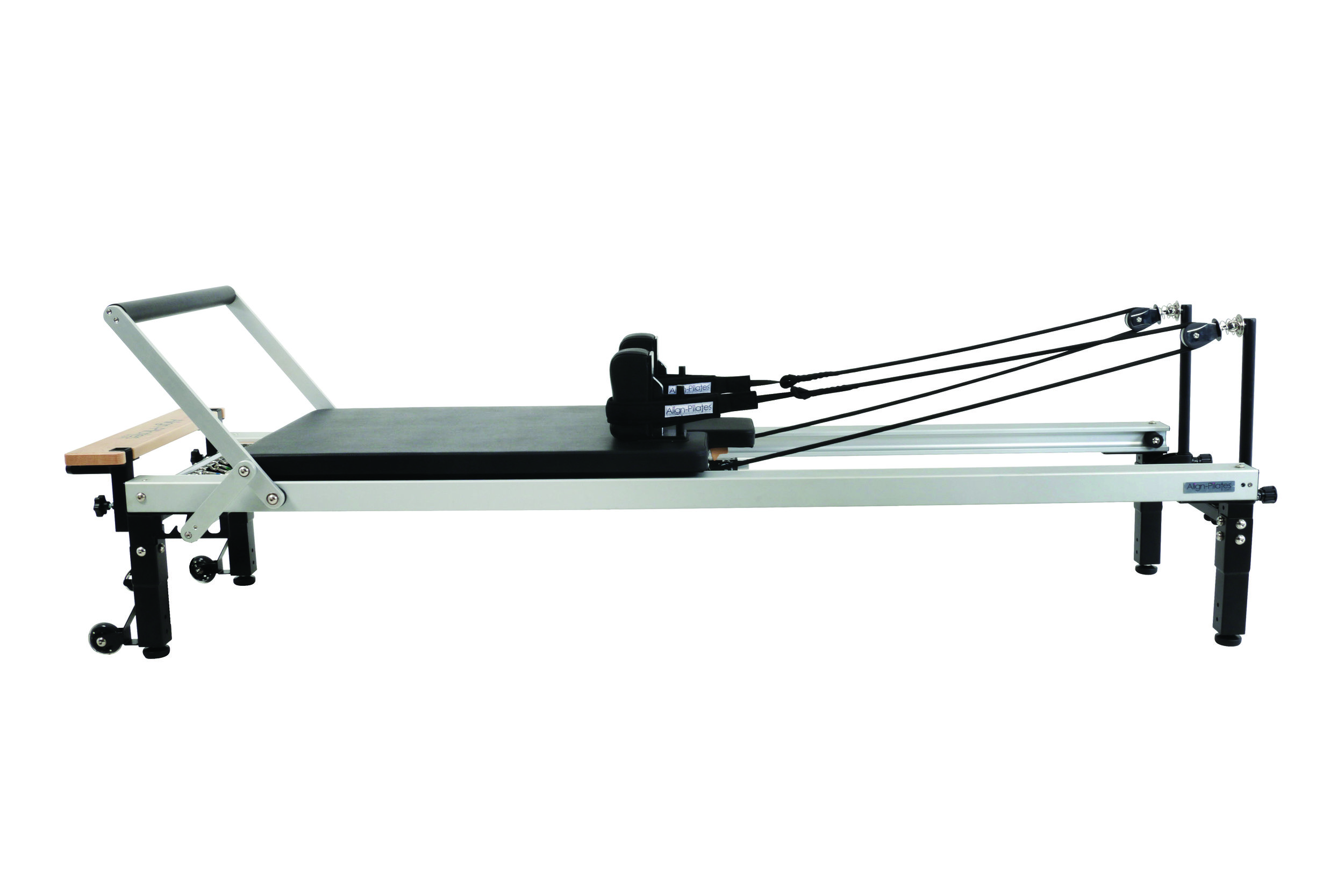 Align C2 pro pilates reformer with extension legs 42cm carriage height
