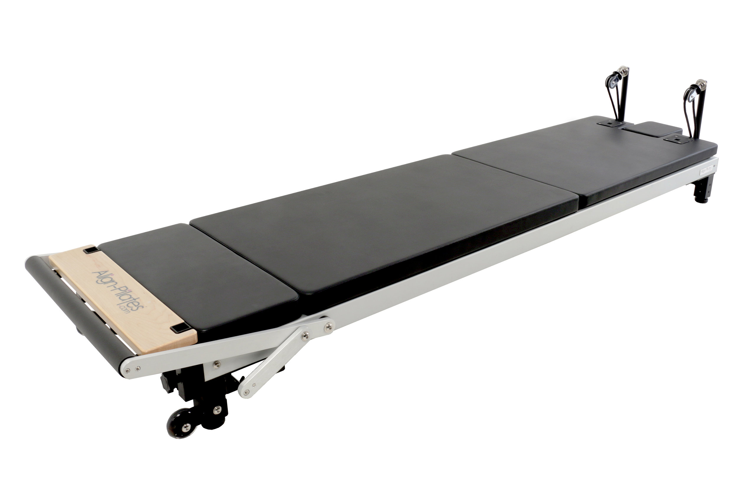 Align C2 Pro Pilates Reformer with Mattress and Platform extensions