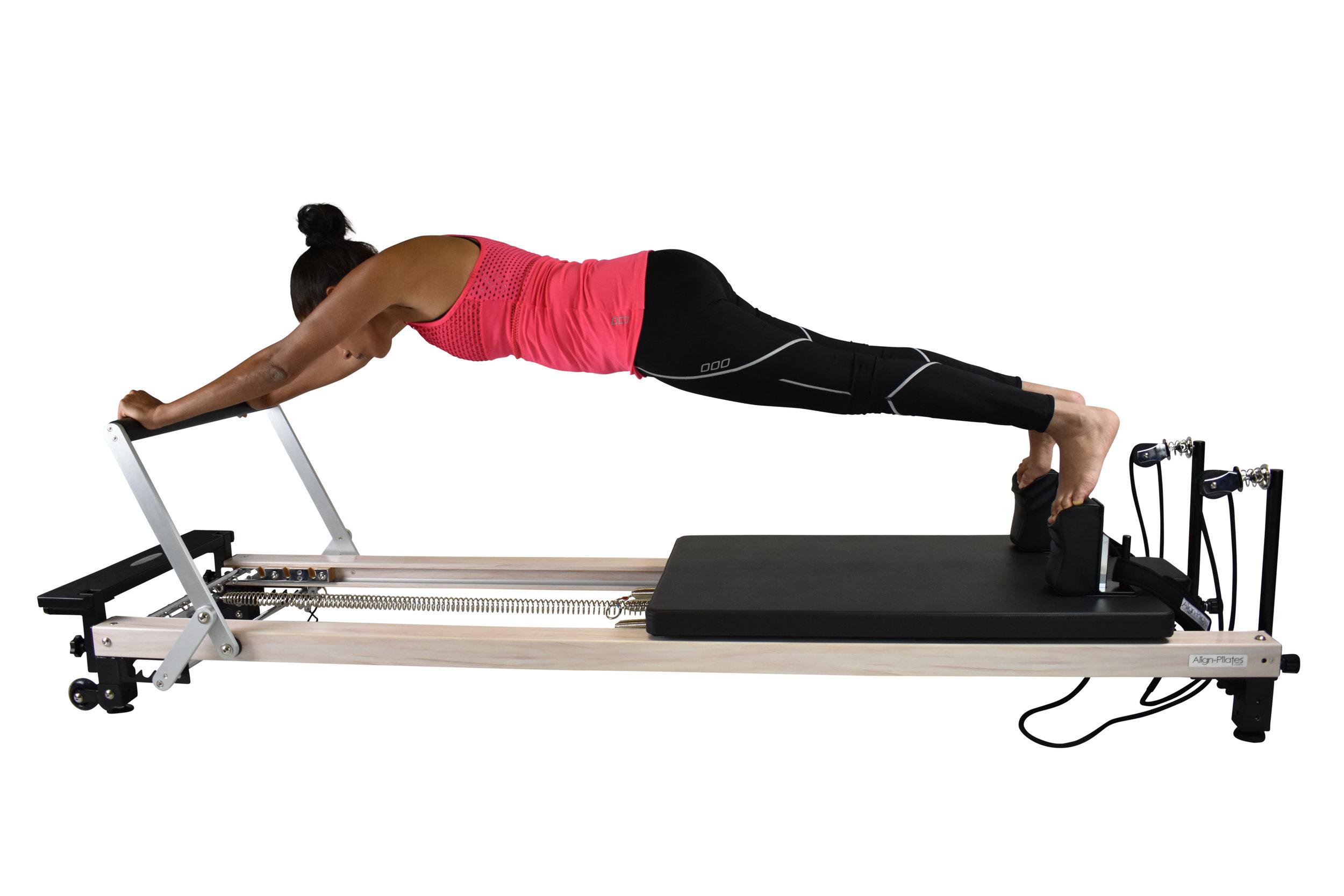Align C2 pro pilates reformer - segment best travel