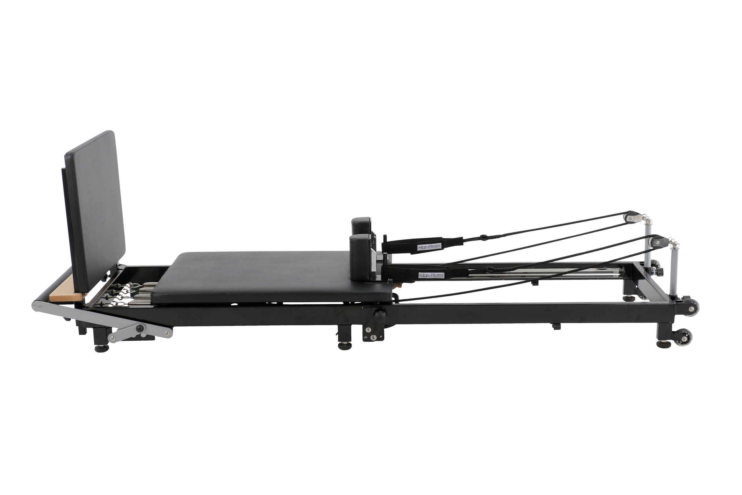 Align F2 home folding pilates reformer with jumpboard