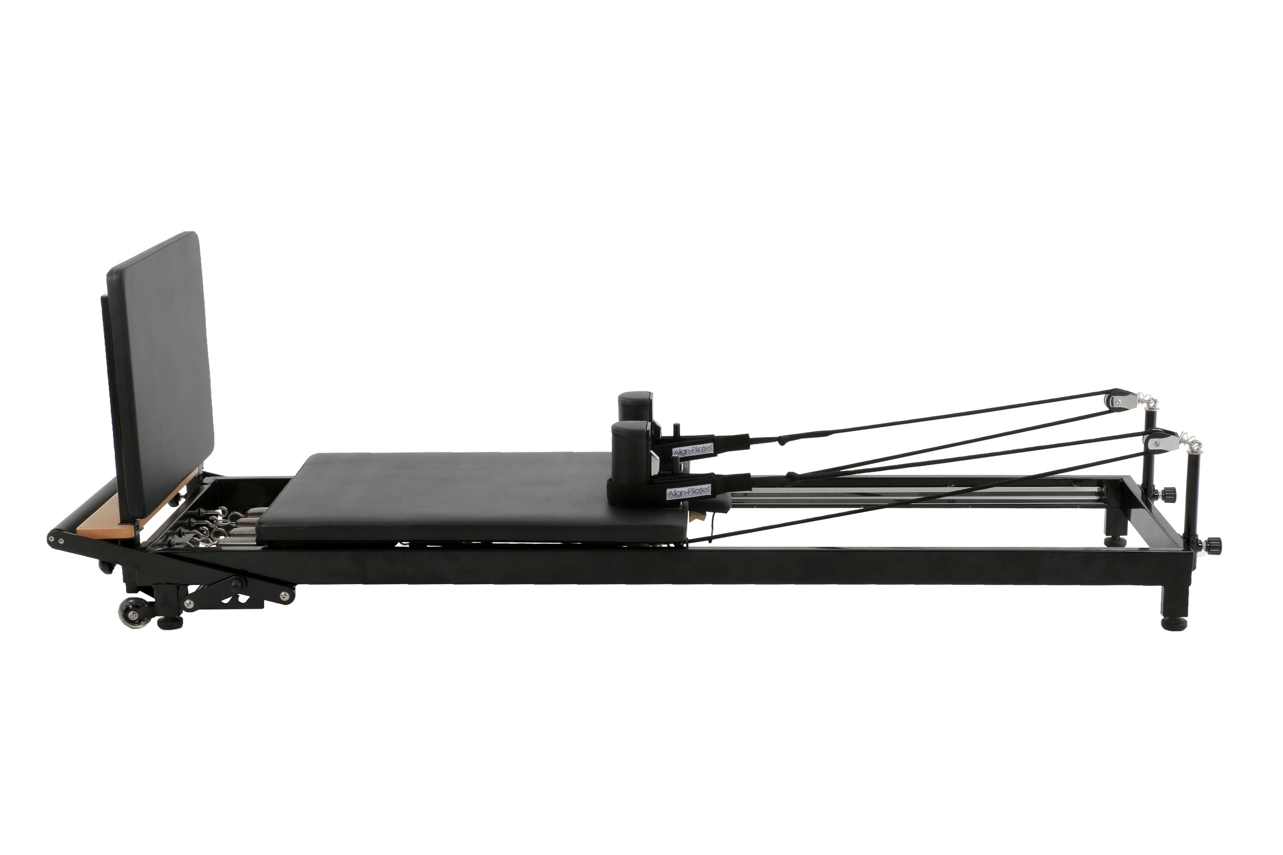 Align H1 home pilates reformer with jumpboard
