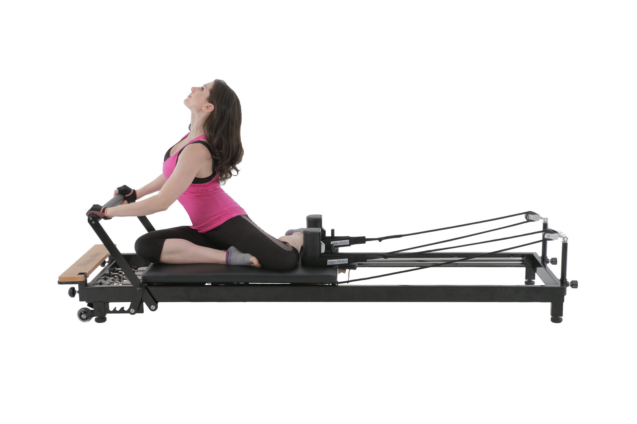align h1 home pilates reformer standard
