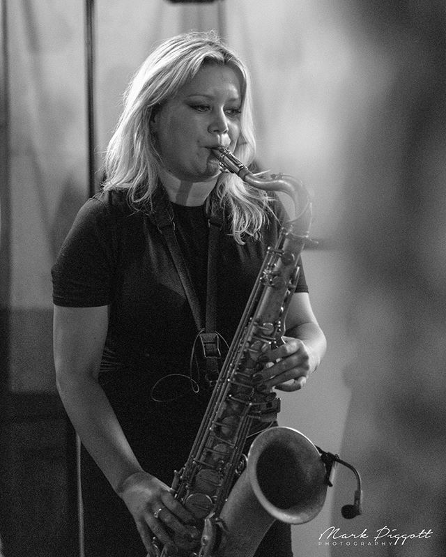 Amazing Saxophonist last Saturday at @thelarderhouse 🎷 🎵 💕