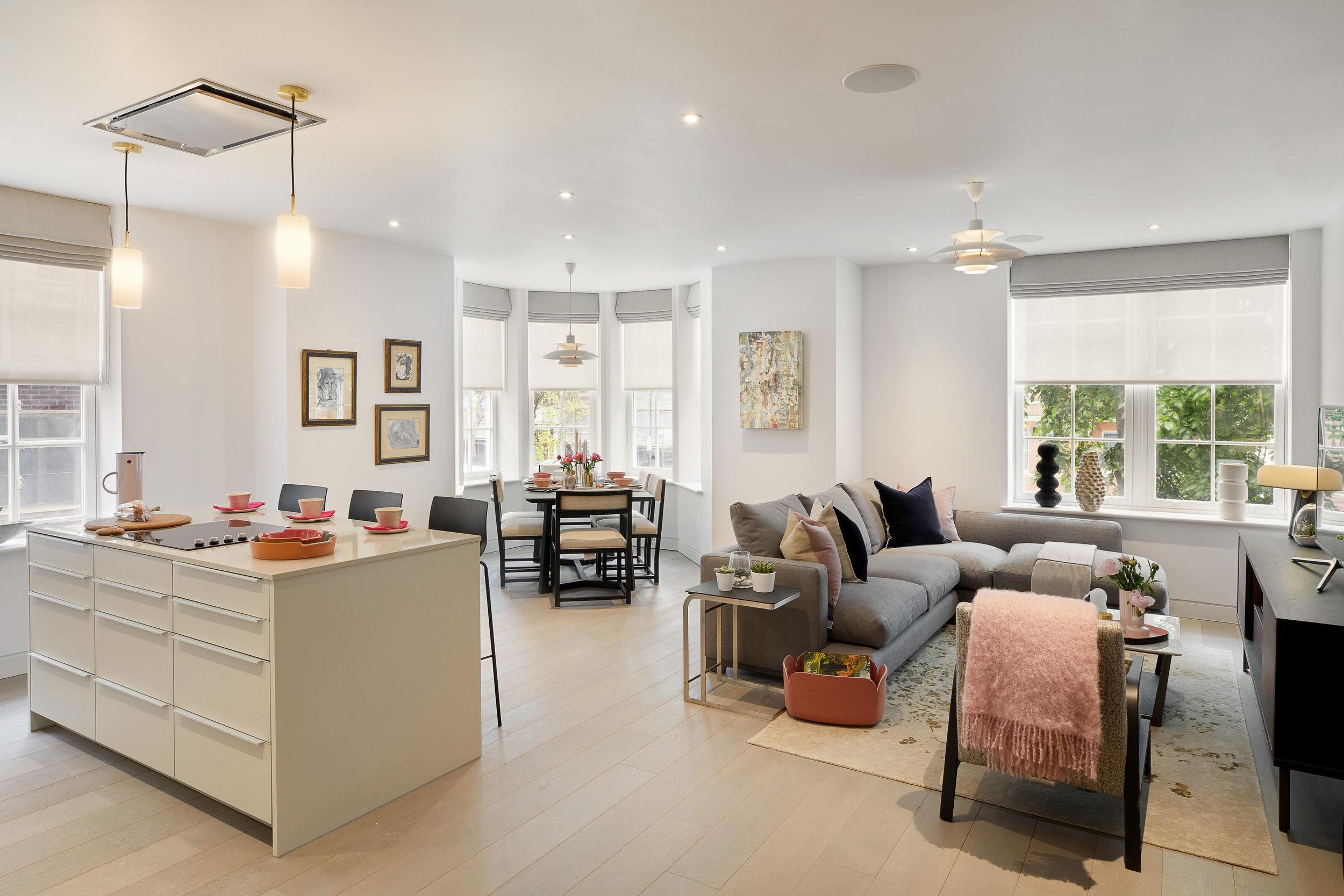 Hazel Collins Design — Show Flats
