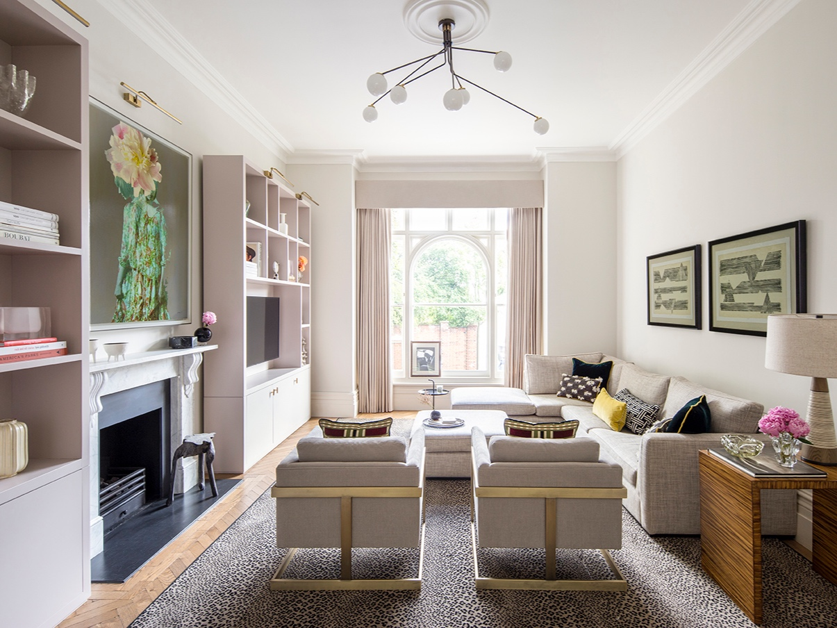 TOWNHOUSE, HAMPSTEAD -