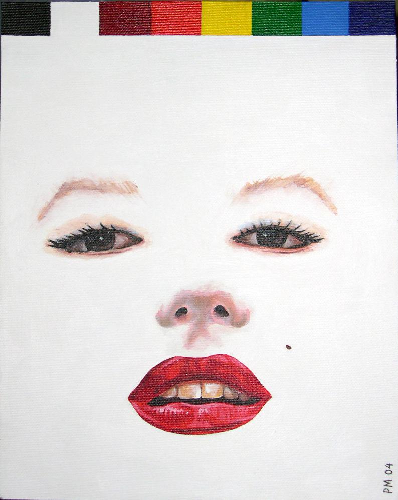 """SHE"" (POP ART)"