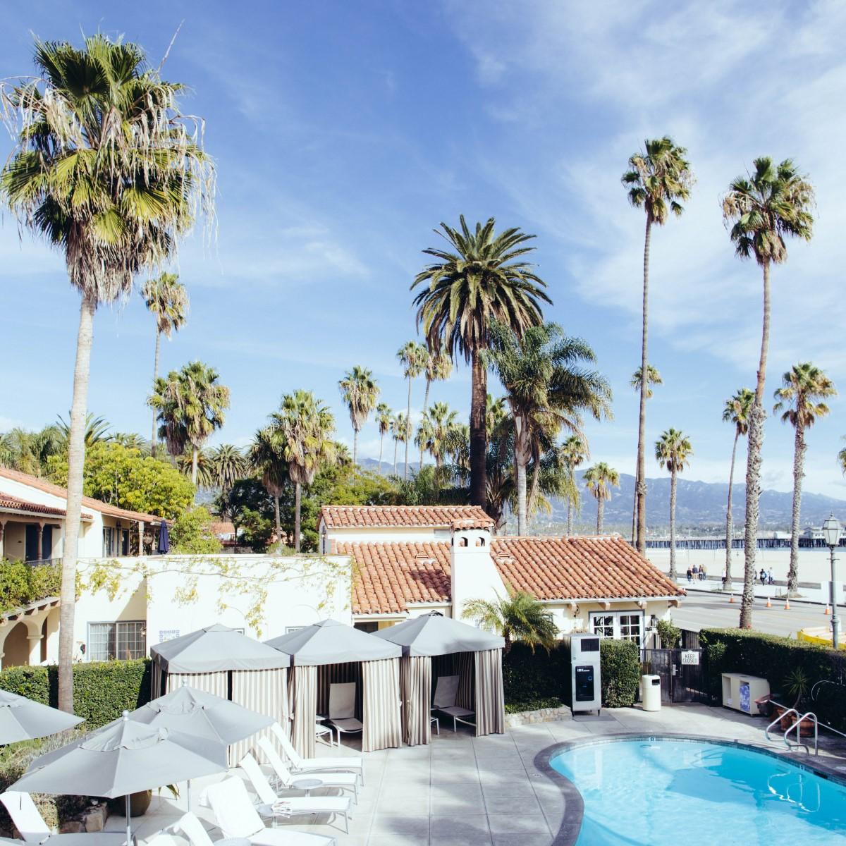 HOTEL MILO  / Santa Barbara, California