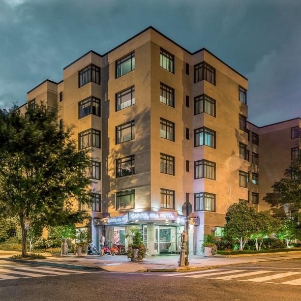 CAPITOL HILL HOTEL  / Washington, D.C.