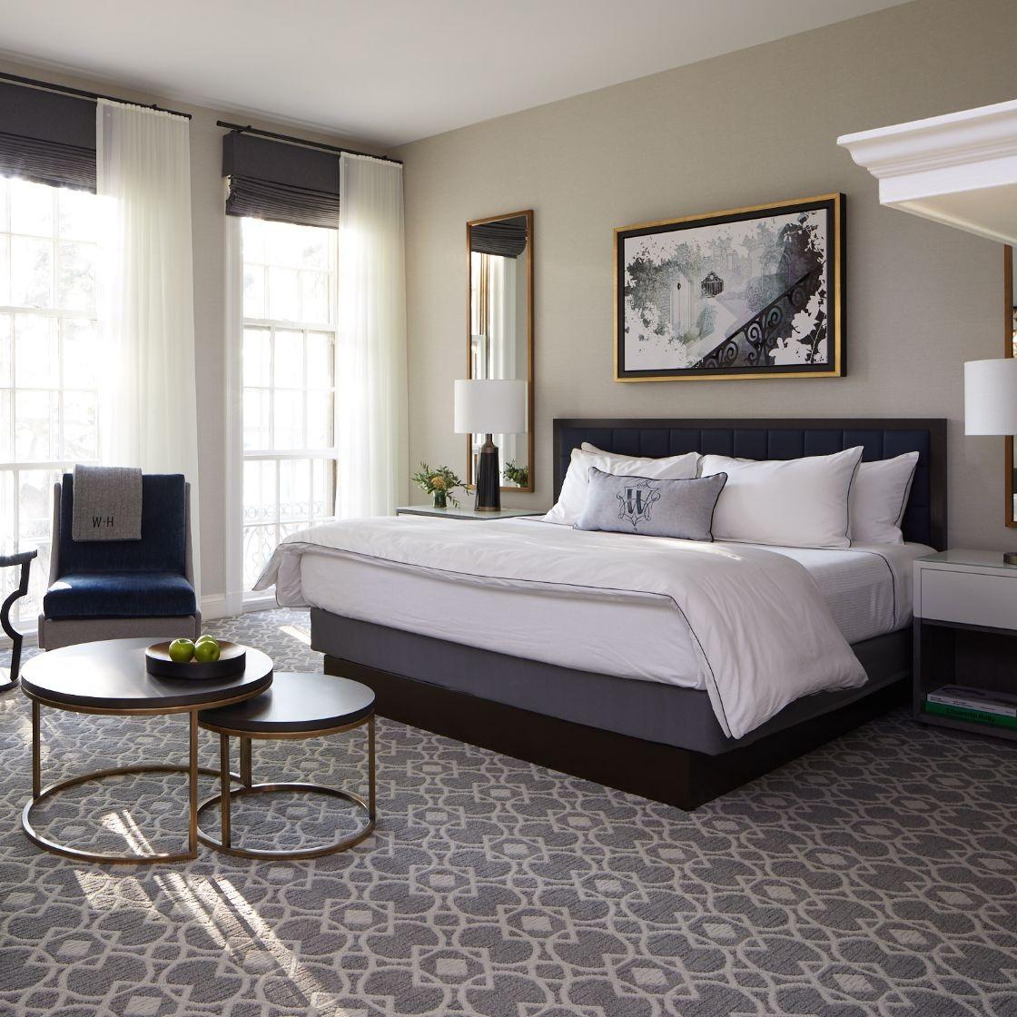 THE WHITNEY HOTEL  / Boston, Massachusetts