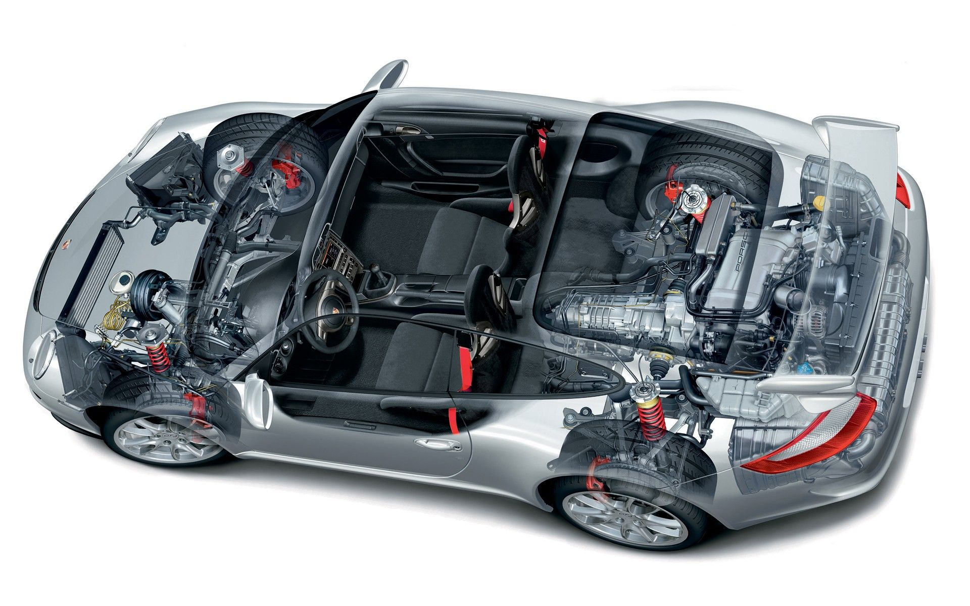 Porsche Cars Trained Mechanic -