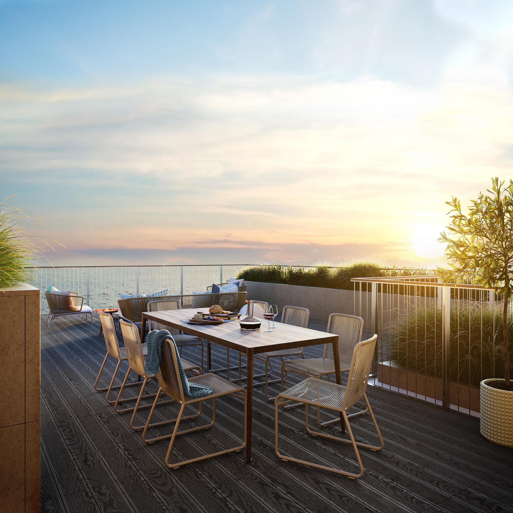 bayline-b1-p5-terrace-sunset