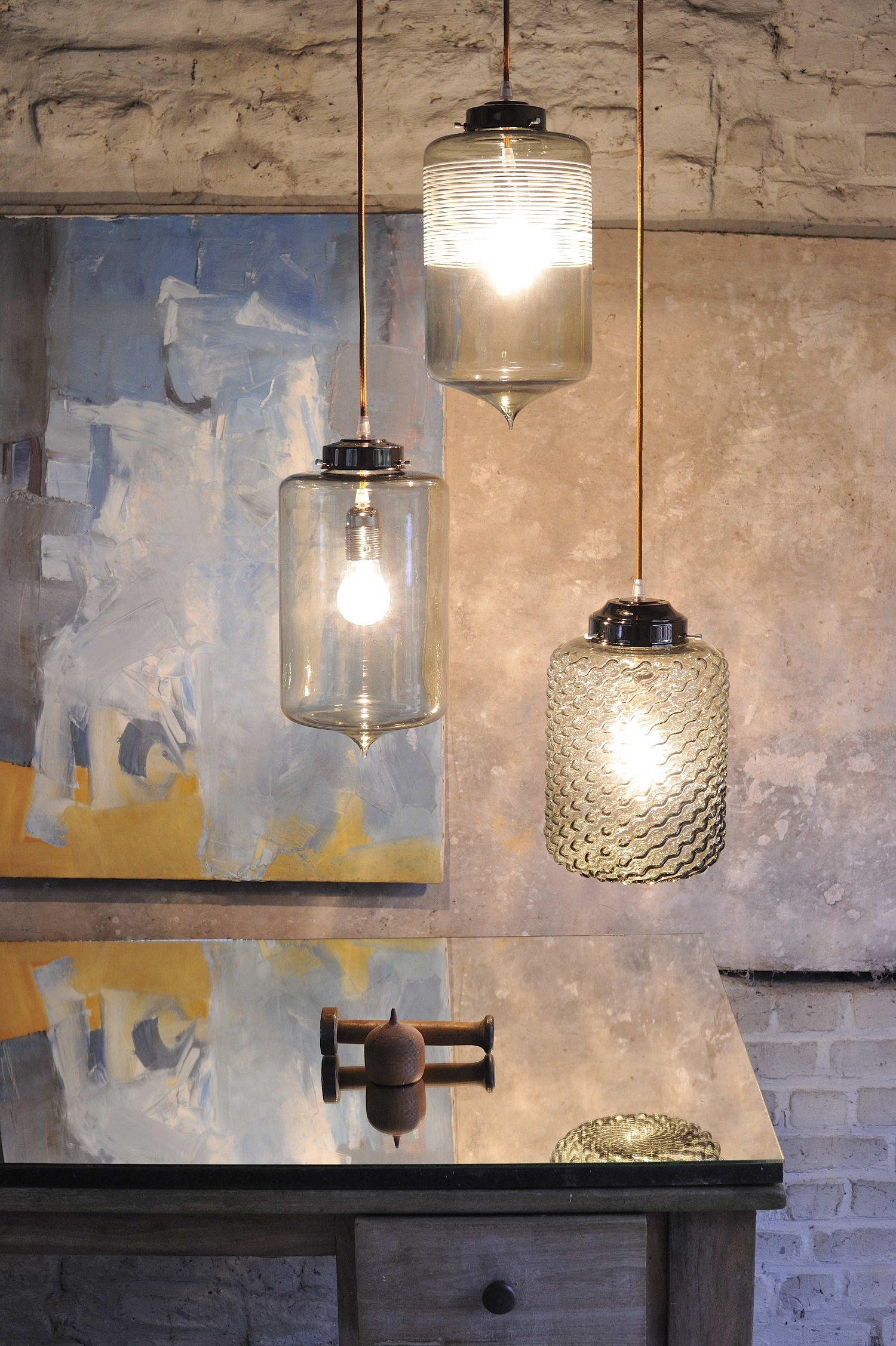 Hind Rabii  lighting available in the shop