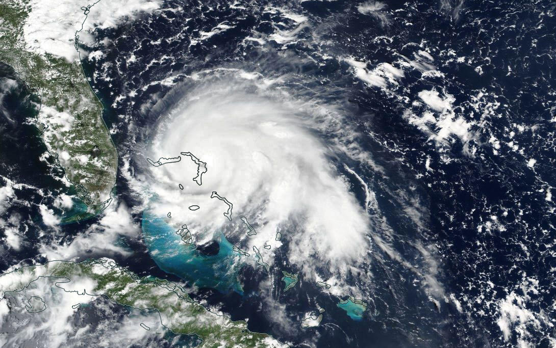 HURRICANE DORIAN - Grand Bahama Islands and East coast USAJoin our team as we pray for many affected by this storm and prepare to serve.