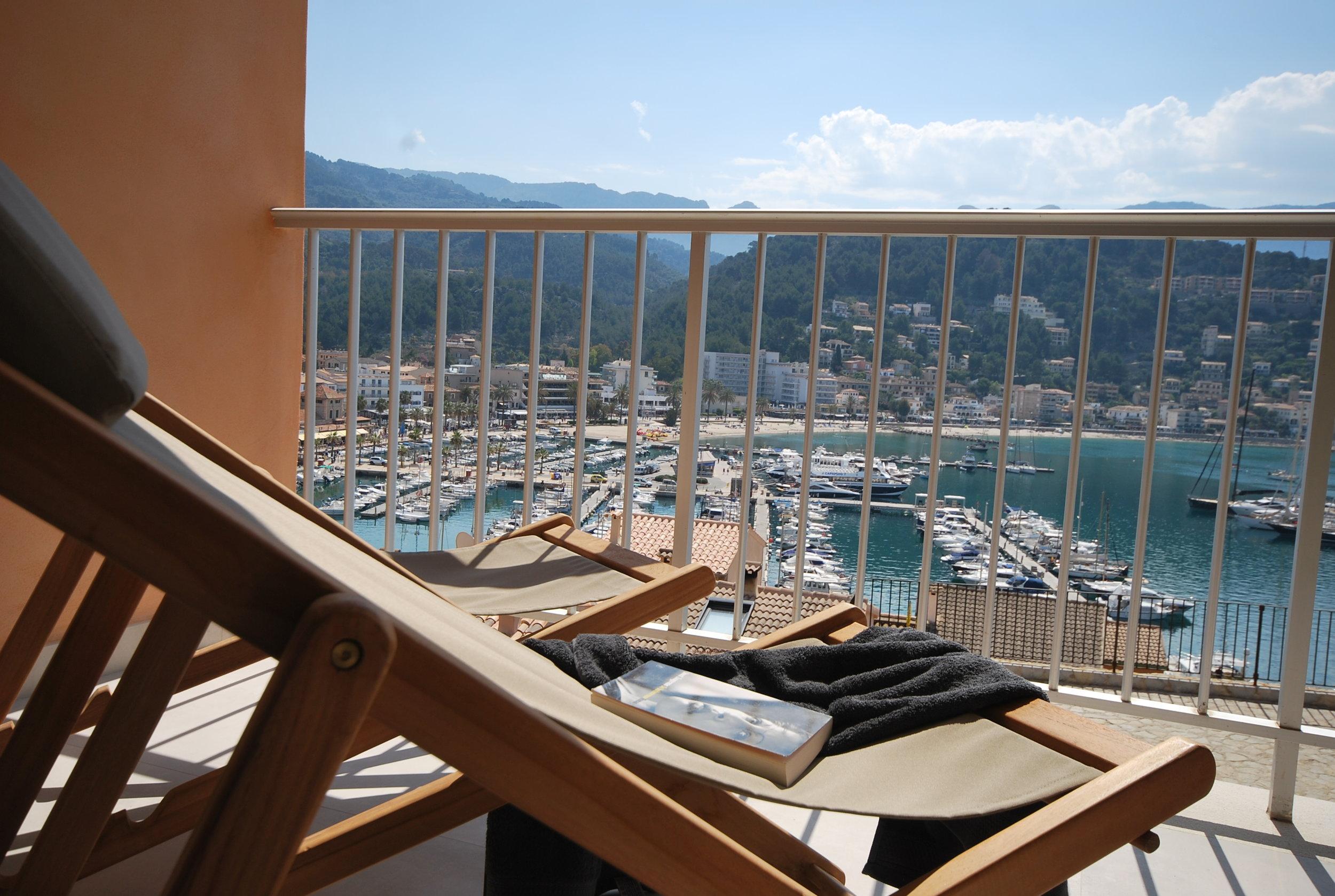 Bahía apartment, Port de Sóller, Mallorca