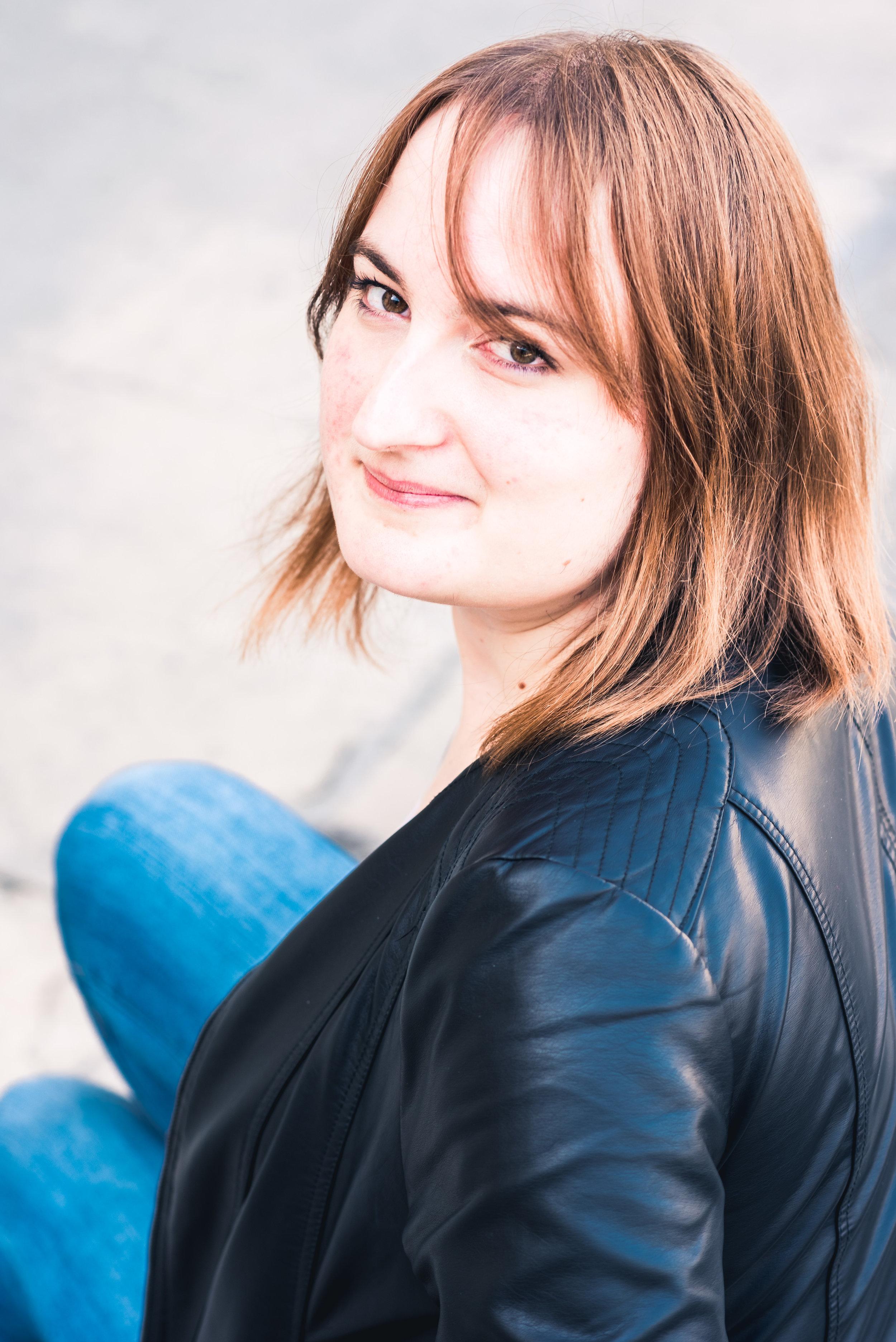 Lauriane, fondatrice d'Instants Spectacles, est l'entrepreneure de la vraie vie de La Vraie Dose 63