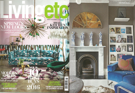 Living etc - March 2016
