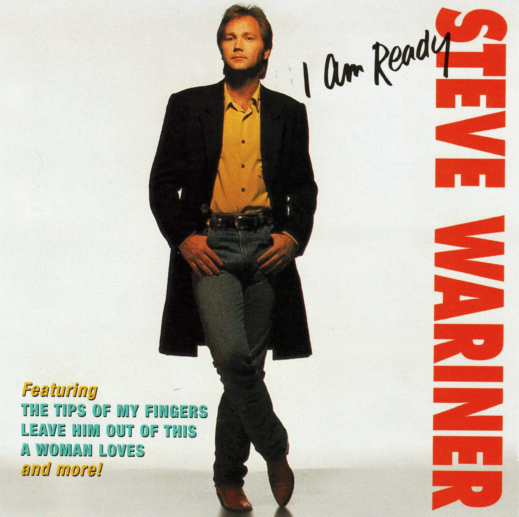 I Am Ready - Steve Wariner .jpeg