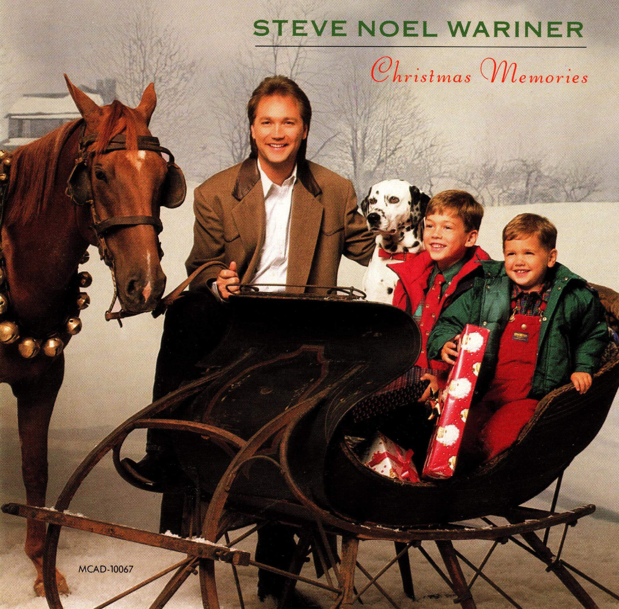 Christmas Memories - Steve Wariner .jpeg