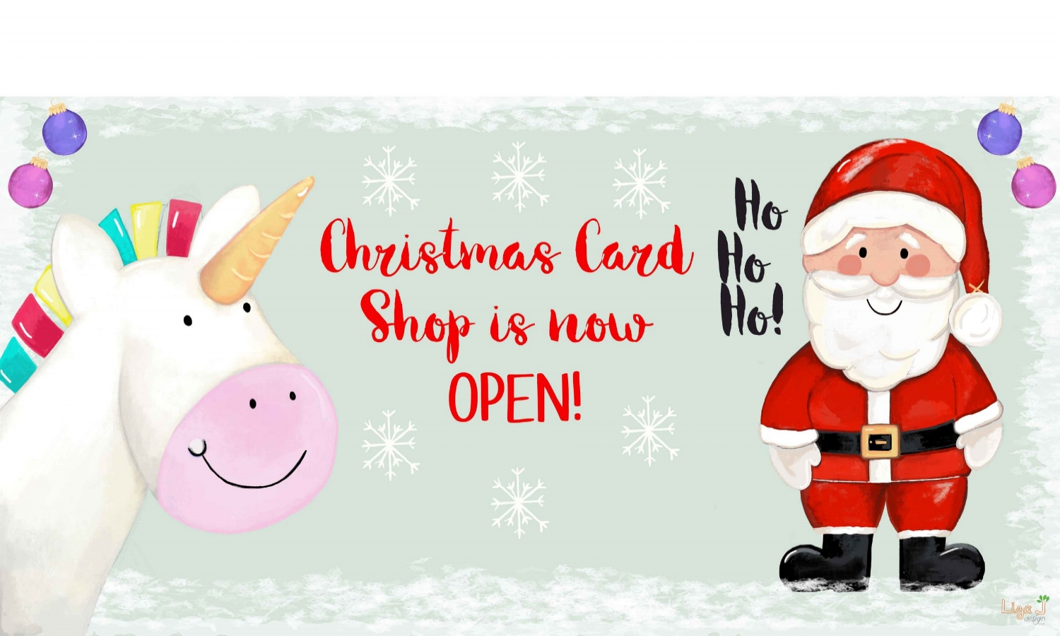 10% off Cards - To celebrate the launch of the new Christmas Card Shop enter code LJDXMAS in the 'Discount Code' box for 10% off all the available products expires Sunday 11th November 2018