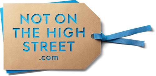 Partner on - Not On The High Street