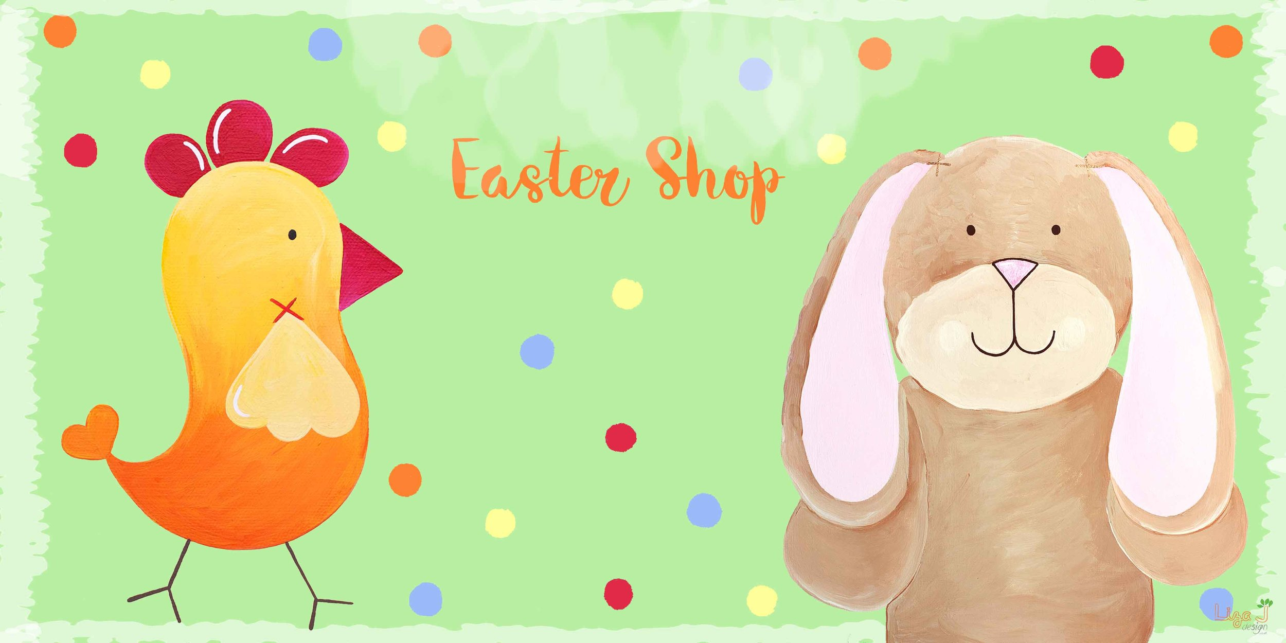 Easter Shop Open - From Easter Bunnies to Chicks explore our characters in the Easter range, perfect for a baby's first Easter, Easter gifts and family members.
