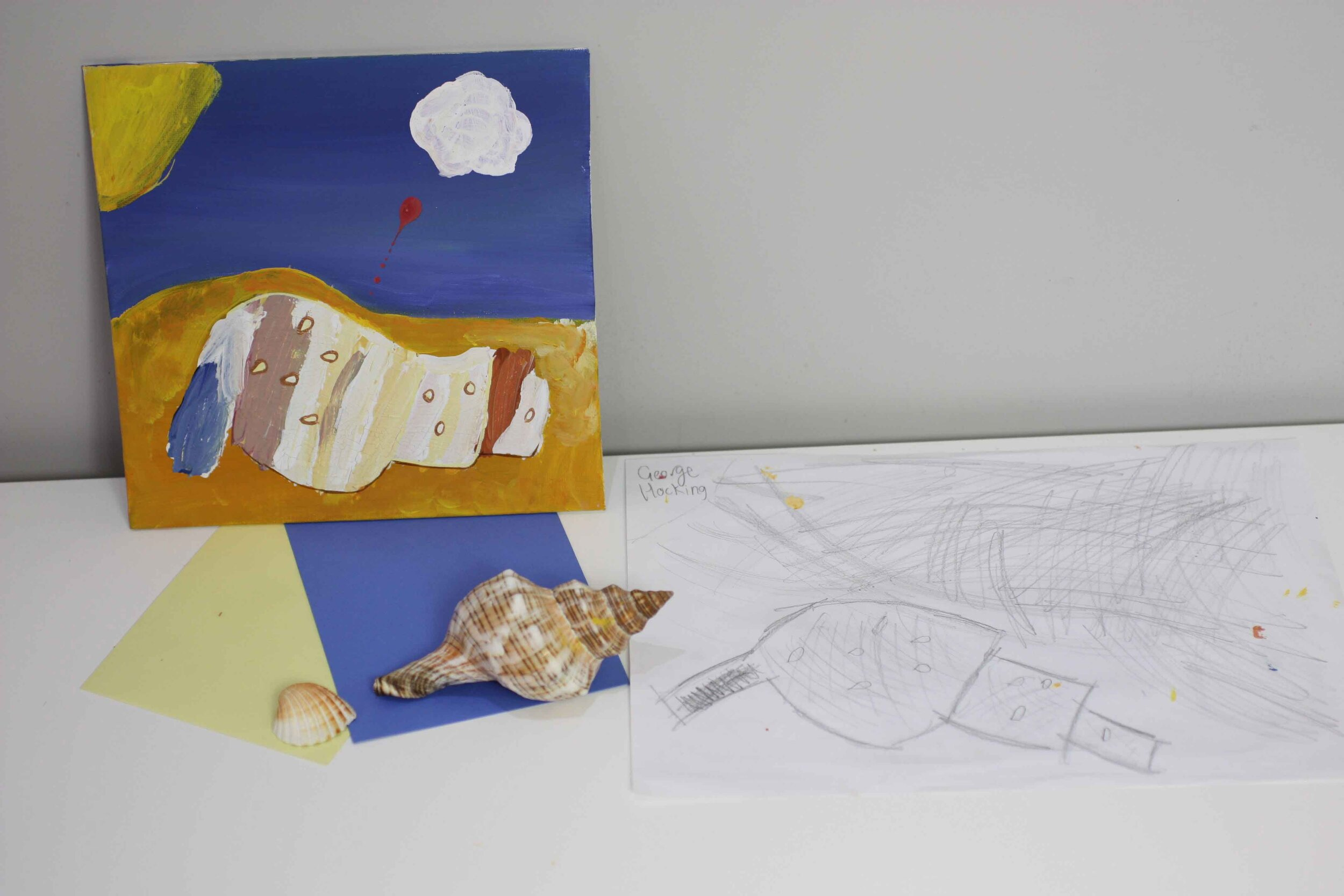 by George, Class: Lions, Year 5