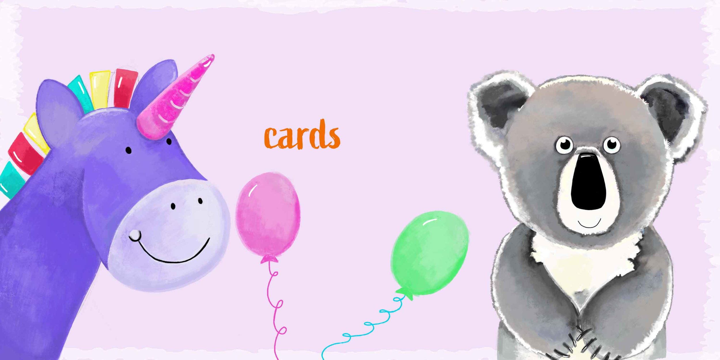 - Pick the perfect greeting card for children, mums and dads, nanny and grandads.Cute cheerful designs from pandas to unicorns.Shop online for FREE UK delivery.