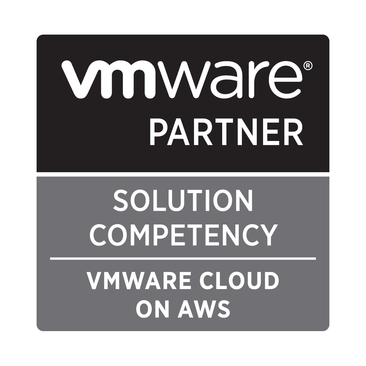 VMW Partner SC Cloud AWS