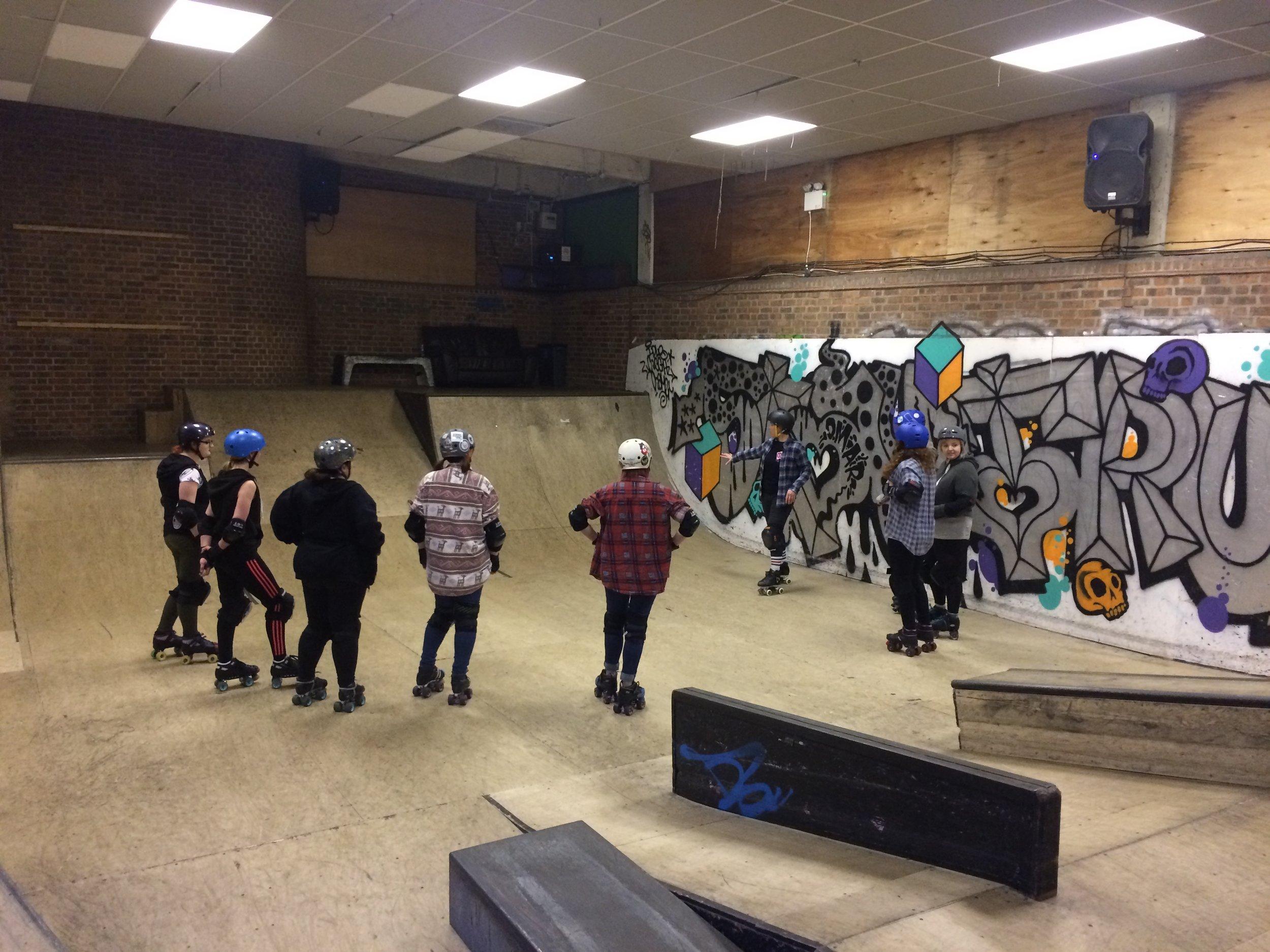 Zoo Skatepark York Volunteers