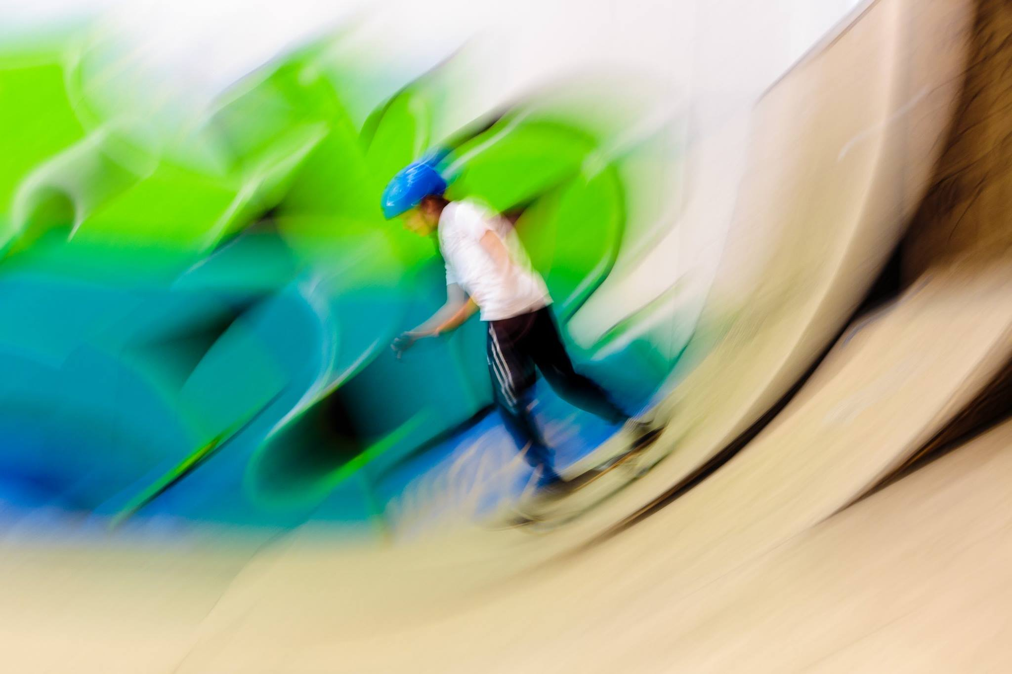Book on a session at Zoo Skatepark York