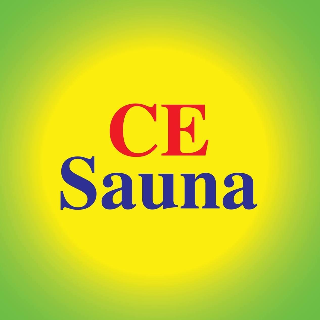 CE Sauna - Sponsor
