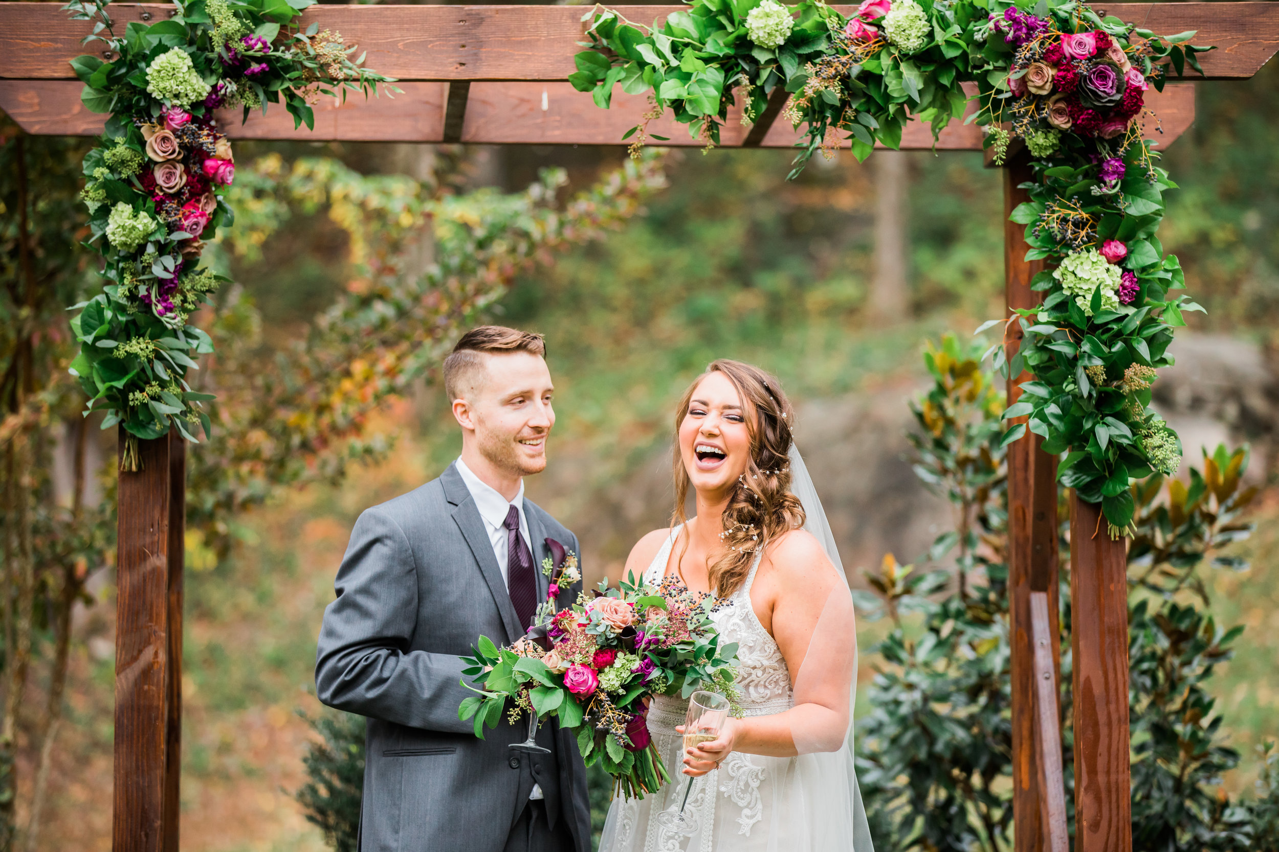 The Green is the perfect spot for your ceremony | Photo:  Emily Lester Photography