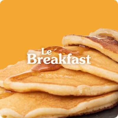 Le Breakfast