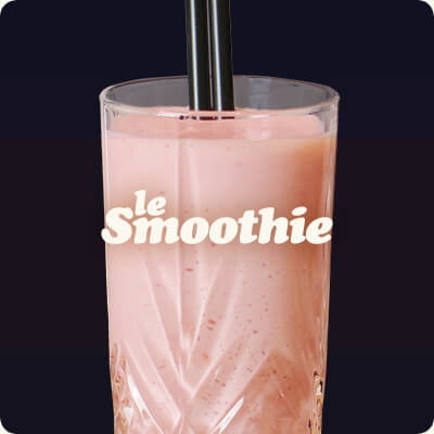 Le smoothie