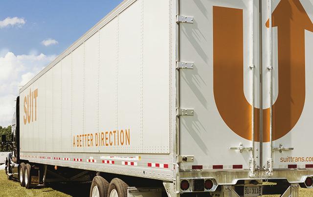 Back facing truck